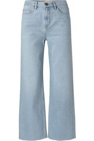 YAYA Light Kick Flare Jeans