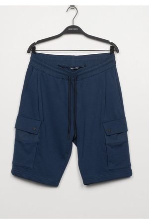 Antony Morato Cargo Jersey Shorts Navy Colour: Navy