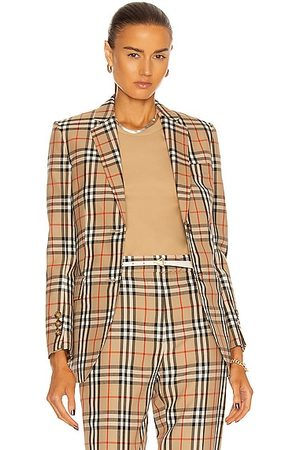 Burberry Sidon Tailored Jacket in