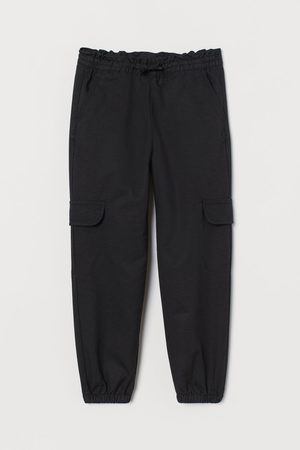 H&M Lined Cargo Joggers