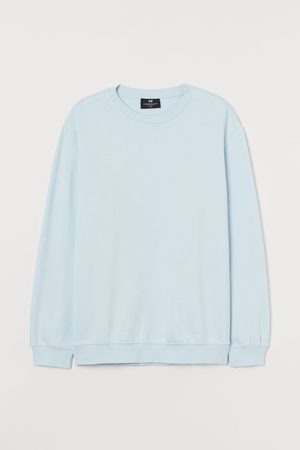 H & M Men Sweatshirts - Relaxed Fit Sweatshirt