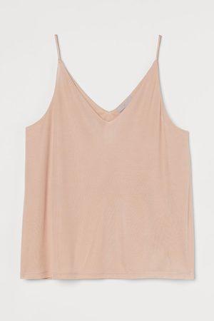 H & M V-neck Camisole Top