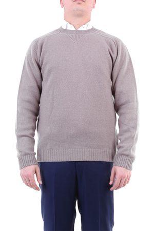 Daniele Fiesoli Men Sweatshirts - Crewneck Men Mud
