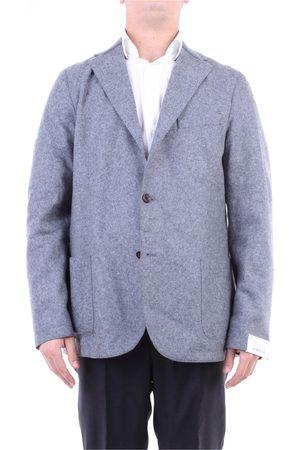 ELEVENTY Men Blazers - Blazer Men Grey