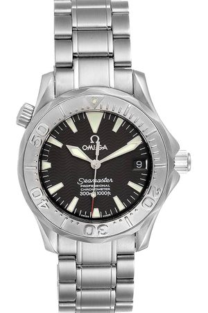 Omega Stainless Steel Seamaster 2236.50.00 Men's Wristwatch 36 MM