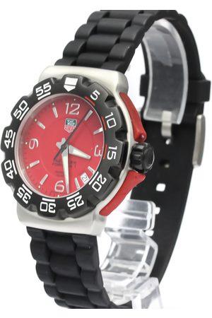 Tag Heuer Stainless Steel Formula 1 Quartz WAC1113 Men's Wristwatch 41 MM