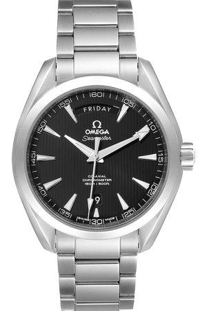 Omega Stainless Steel Aqua Terra 150m Co-Axial 231.10.42.22.01.001 Men's Wristwatch 41.5 MM