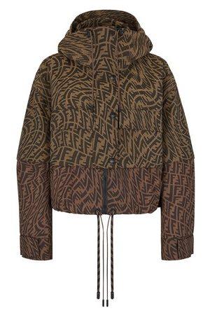 Fendi Canvas Jacket