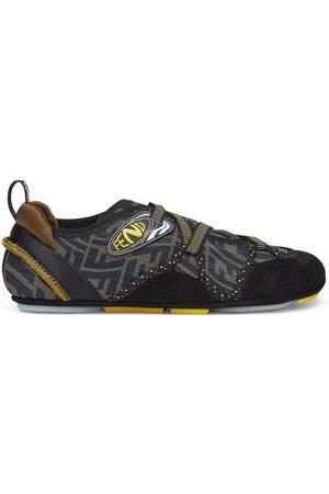 Fendi Suede Sneakers