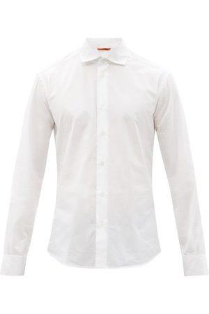 Barena Venezia Peromo Cotton-poplin Shirt - Mens