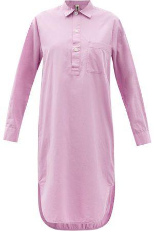Tekla Organic-cotton Nightdress - Womens