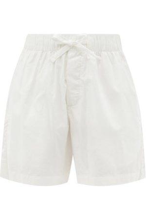 Tekla Organic-cotton Pyjama Shorts - Womens