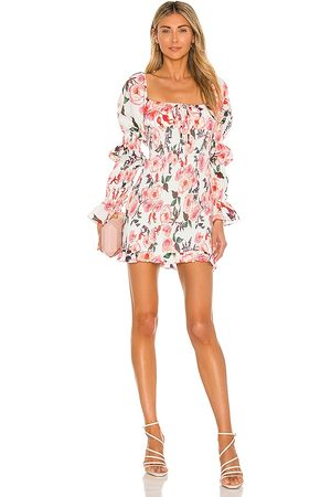 Sau Lee Betty Mini Dress in .