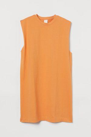 H&M Women Casual Dresses - Sleeveless Jersey Dress