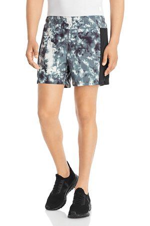 FOURLAPS Men Shorts - Abstract Print Bolt Athletic Shorts