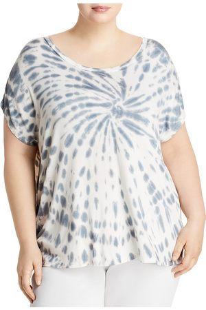 Andrew Marc Women T-shirts - Tie Dyed Tee
