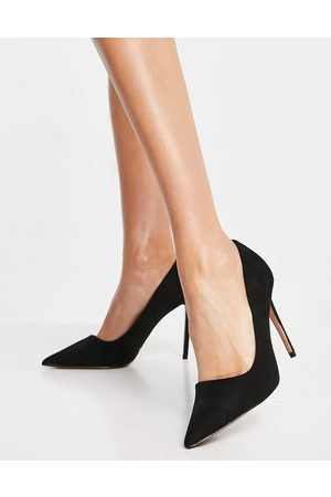 ASOS Penza pointed high heeled pumps in