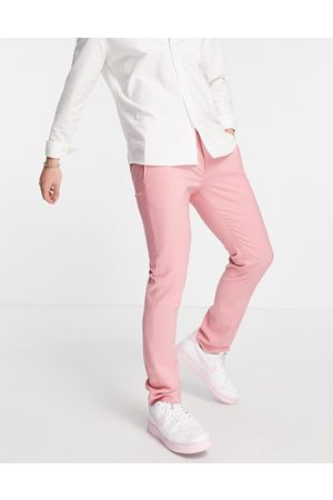 Twisted Tailor Skinny fit suit pants in rose