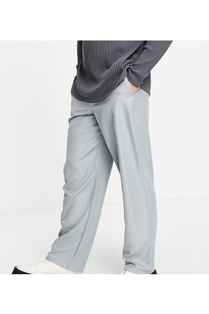 COLLUSION Low rise coordinating pants in -Grey