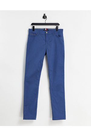 Tommy Hilfiger Parker 5 pocket pants-Blues