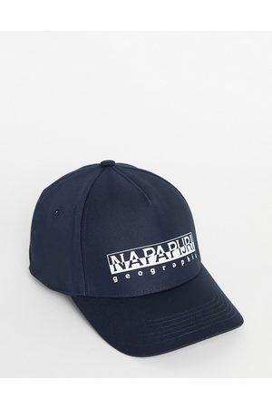 Napapijri Framing cap in navy-Blues