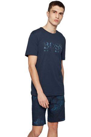 HUGO BOSS Tee 3 Short Sleeve T-shirt XL Navy
