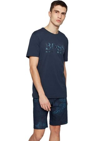 HUGO BOSS Tee 3 Short Sleeve T-shirt L Navy
