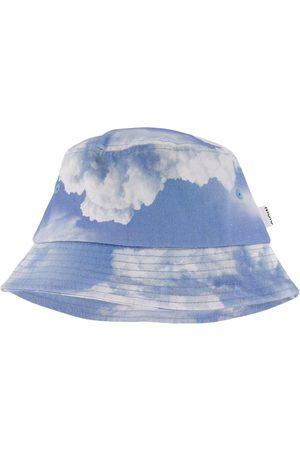 Molo Clouds Siks Bucket Hat - Unisex - 5-9 Year - - Sun hats