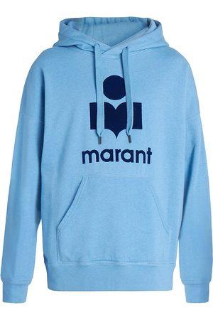 Isabel Marant Men's Miley Logo Hoodie - - Size XL