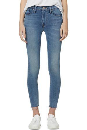 Hudson Women's Barbara Super Skinny Ankle Jeans - Starboard - Size 30