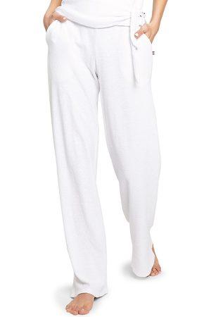 SOL ANGELES Women's Loop Terry Wide-Leg Pants - - Size XS