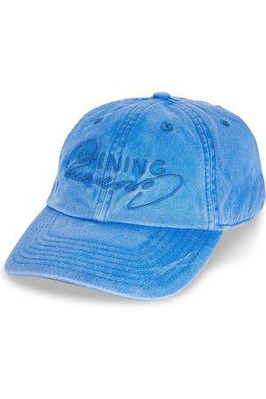 Opening Ceremony Men's Logo Embroidered Baseball Cap - Cobalt