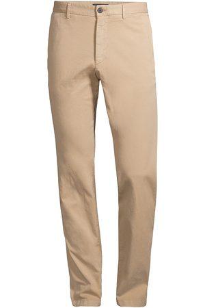 THEORY Men's Zaine Twill Pants - Bark - Size 33
