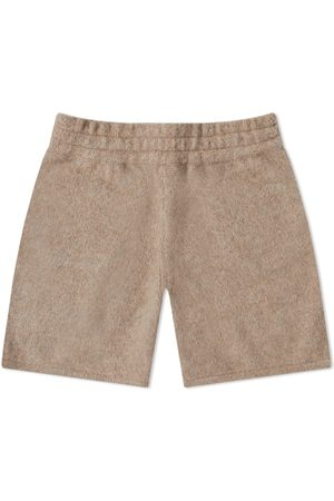 Cole Buxton Men Shorts - Knitted Short