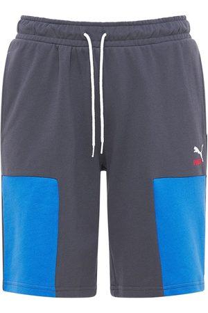 PUMA Clsx Cotton Sweat Shorts