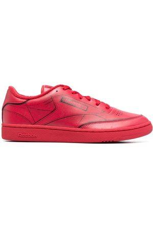 Maison Margiela X Reebok Men Sneakers - Leather low-top sneakers