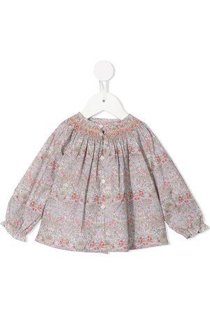 BONPOINT Liberty-print blouse