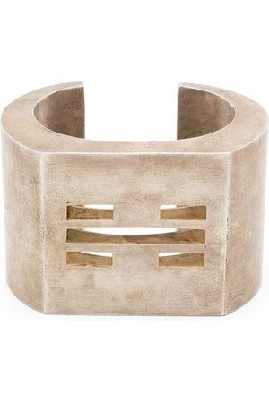 PARTS OF FOUR Bracelets - Crescent cut-out bracelet - Metallic