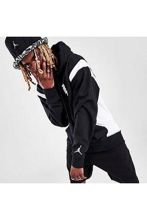 Nike Men Hoodies - Jordan Men's Dri-FIT Zion Fleece Hoodie in / Size Small Cotton/Polyester/Fleece