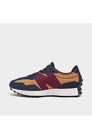 New Balance Men Casual Shoes - Men's 327 Casual Shoes Size 8.0 Nylon/Suede