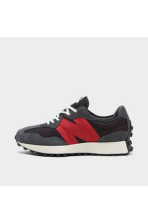 New Balance Men's 327 Casual Shoes in Black/ /Magnet Size 7.5 Nylon/Suede