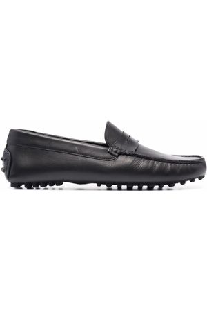 Scarosso Men Loafers - Michael square-toe loafers