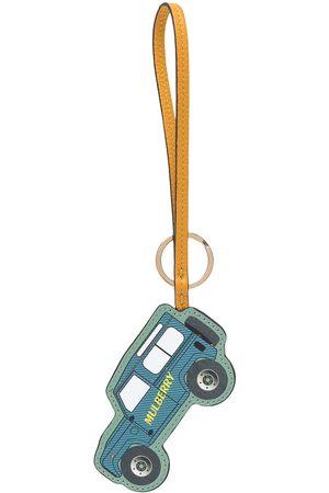 MULBERRY Women Keychains - Leather car keyring
