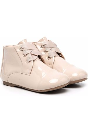 Age of Innocence Janepu lace-up ankle boots - Neutrals