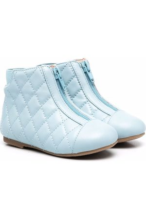 Age of Innocence Nicole quilted ankle boots