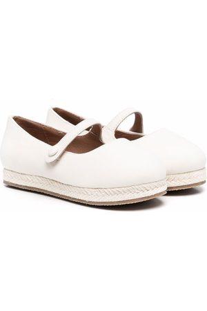Age of Innocence Girls Ballerinas - Hailey platform ballerina shoes