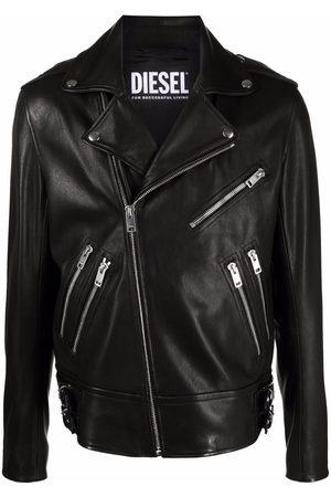 Diesel Biker-style zip jacket