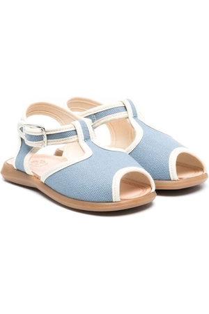 PèPè T-bar buckle sandals