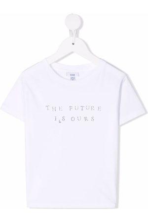 KNOT Boys T-shirts - Slogan-print T-shirt