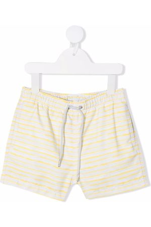 KNOT Boys Swim Shorts - Striped swim shorts